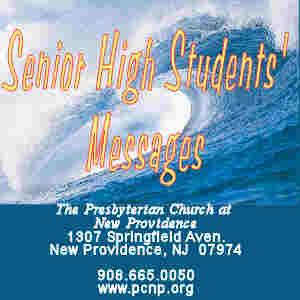 PCNP Senior High Students' Messages