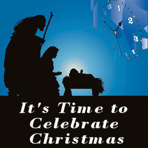 PCNP It's Time to Celebrate Christmas